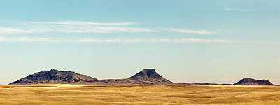 Photograph - Three Buttes by Todd Klassy