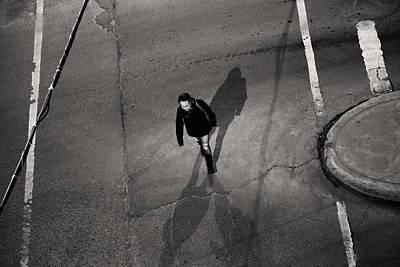 Photograph - Three Capabilities  by Jerry Cordeiro
