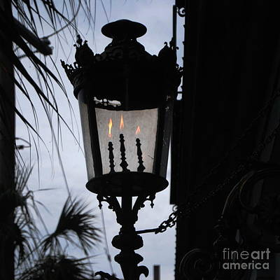 Photograph - Three Lights by Jacqueline M Lewis