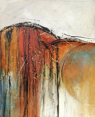 Painting - Three Moons by Deborah Valiquet-Myers