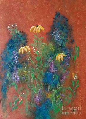 Painting - Three Of A Kind by Karen Day-Vath