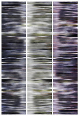Susann Serfezi Wall Art - Photograph - Three Rhythms by AugenWerk Susann Serfezi