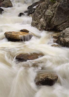 Photograph - Three Rocks by Sharon Foster