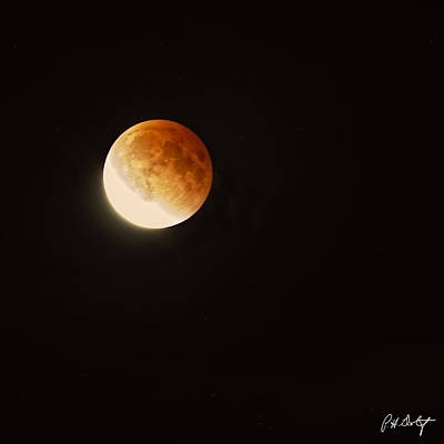 Three Seconds Of Blood Moon Original
