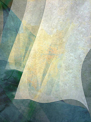 Digital Art - Three Sheets To The Wind by Jean Moore