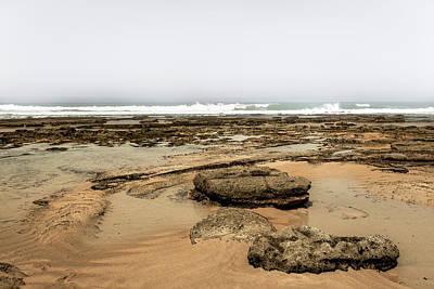Photograph - Three Stones by Edgar Laureano