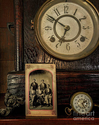 Photograph - Three Times by John Anderson