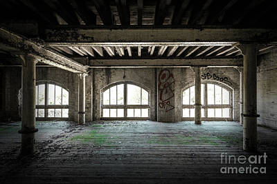 Three Windows Art Print by Svetlana Sewell