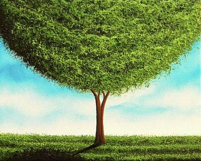 Thriving Art Print by Rachel Bingaman