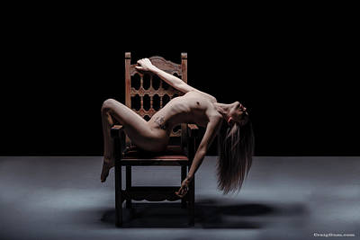 Photograph - Throne by Craig Gum