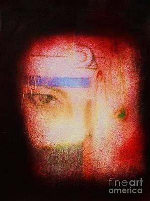 Through A Glass Darkly Original by Roberto Prusso