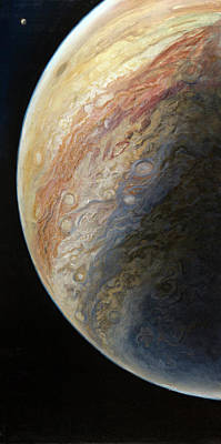 Painting - Through Junos Lens by Simon Kregar
