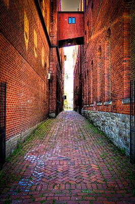 Photograph - Through Marietta Ohio by Jonny D