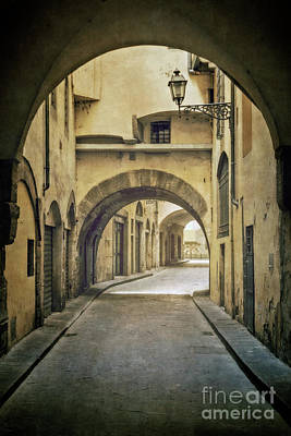 Photograph - Through The Arches by Evelina Kremsdorf