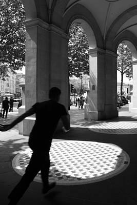 Through The Arches Art Print