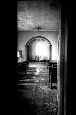 Photograph - Through The Doorway by Jonny D