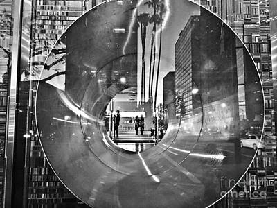 Photograph - Through The Hole by Jenny Revitz Soper