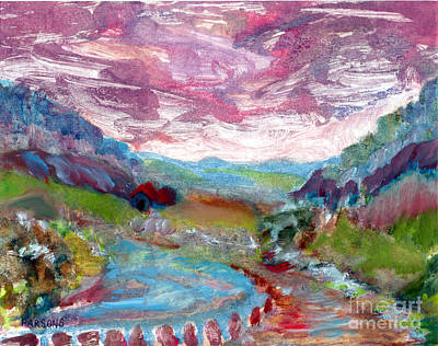 Little Mosters - Through the White Mountains by Pamela Parsons