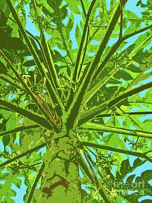 Photograph - Through The Trees II by Elizabeth Hoskinson