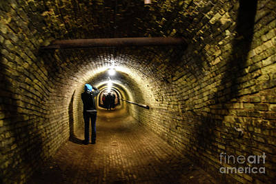 Photograph - Through The Tunnel by Grace Grogan