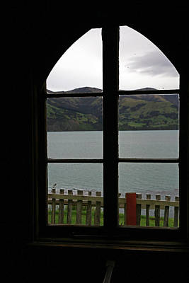 Photograph - Through The Window by Nareeta Martin