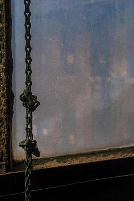 Photograph - Through The Window by Tom Singleton