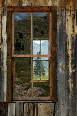 Through Yonder Window Art Print