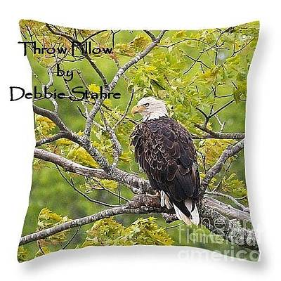 Photograph - Throw Pillows by Debbie Stahre