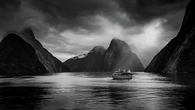 Aotearoa Photograph - Thru The Wonders by Kumar Annamalai