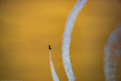 Photograph - Thuderbirds by James Dudrow