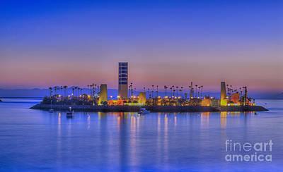Photograph - Thums Island White Long Beach  by David Zanzinger