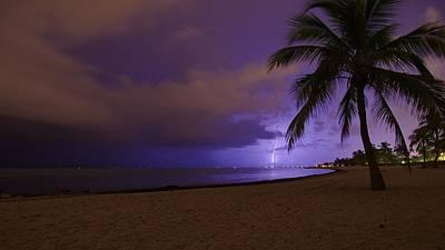 Thunder In Paradise Original by Pavel Trostyanskiy
