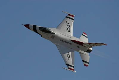 Photograph - Thunderbird At High Speed by John Clark
