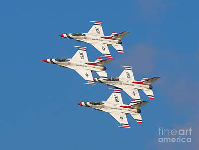Photograph - Thunderbird Diamond by Rick Lipscomb