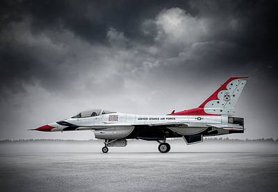 Digital Art - Thunderbird by Douglas Pittman