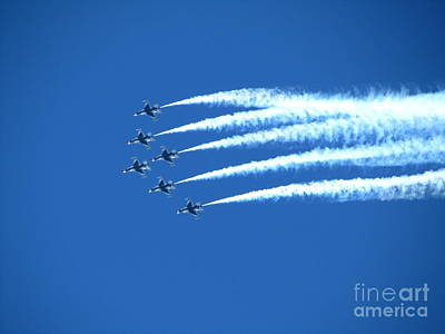 Thunderbird Formation Art Print