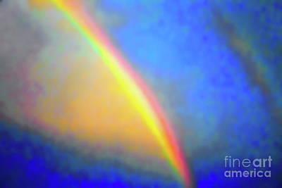 Digital Art - Thunderbird Rainbow by Expressionistart studio Priscilla Batzell