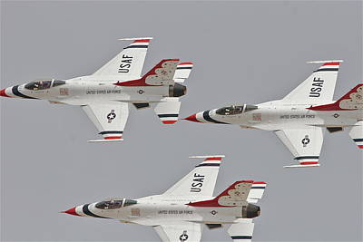 Thunderbird Trio 2 Original by Eddie Freeman