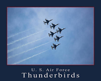 Photograph - Thunderbirds by Dale Kincaid