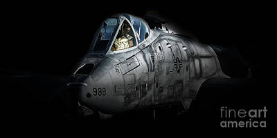 Digital Art - Thunderbolt II by Airpower Art