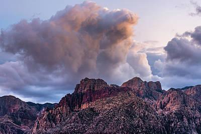 Photograph - Thunderhead by Chuck Jason