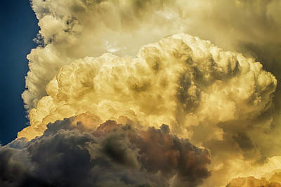 Photograph - Thunderhead Might by James BO Insogna