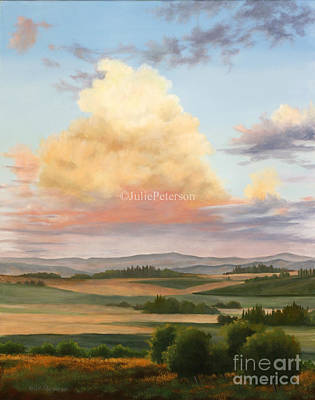 Thunderhead Valley Original by Julie Peterson