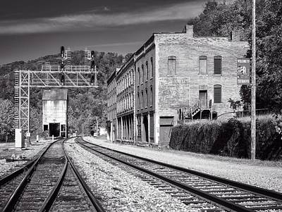 Thurmond Wall Art - Photograph - Thurmond West Virginia by Mountain Dreams