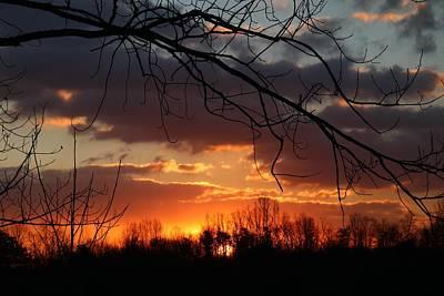Photograph - Thursday Sunrise by Kathryn Meyer
