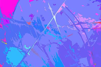 Digital Art - Thy God Reigneth Three by Payet Emmanuel