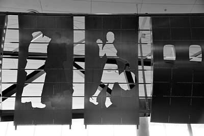Photograph - Tia Airside C Art Work B by David Lee Thompson