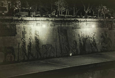 Photograph - Tiber Waterfront by JAMART Photography