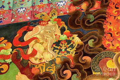 Photograph - Tibet_162-12 by Craig Lovell