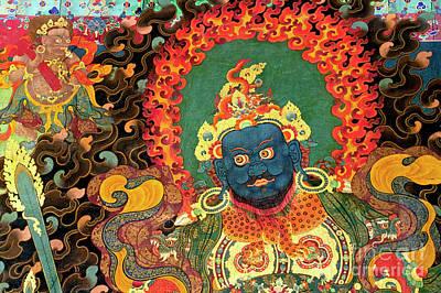 Photograph - Tibet_163-7 by Craig Lovell